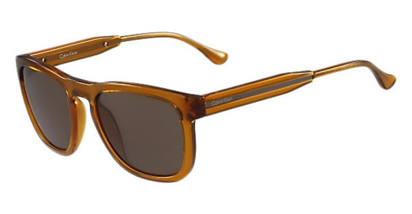 Calvin Klein CK3187S 212 SHINY BUTTERSCOTCH