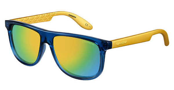 Carrera CARRERINO 13 MAA/CU BROWN SP YELLOWBLUE LIME