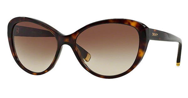 DKNY DY4084 301613 BROWN GRADIENTDARK TORTOISE