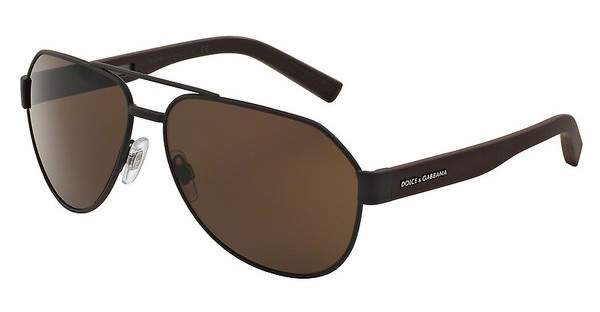 Dolce & Gabbana DG2149 127473 BROWNBROWN RUBBER