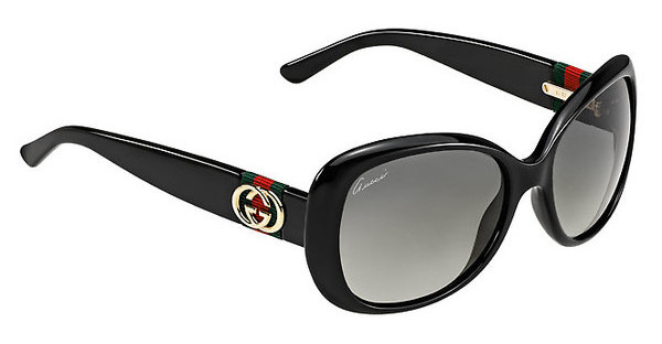Gucci GG 3644/S D28/WJ GREY SF PZSHN BLACK (GREY SF PZ)