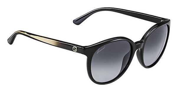 Gucci GG 3697/S AM3/HD GREY SFBLACKCRYS (GREY SF)