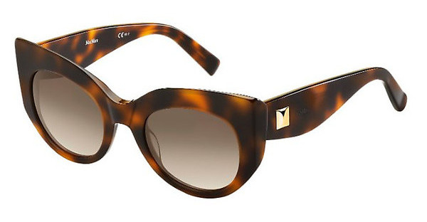 Max Mara MAXMARA GEM 2 05L/JD BROWN SFHAVANA