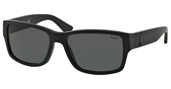 Polo PH4061 500187 GRAYMATTE BLACK
