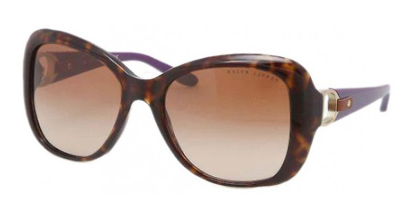 Ralph Lauren RL8108Q 500313 brown gradienthavana