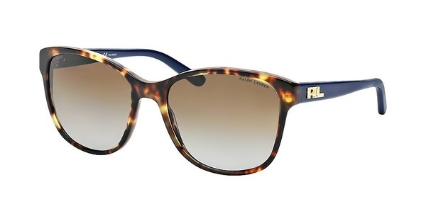 Ralph Lauren RL8123 5351T5 GRADIENT BROWN POLARNEW JL HAVANA
