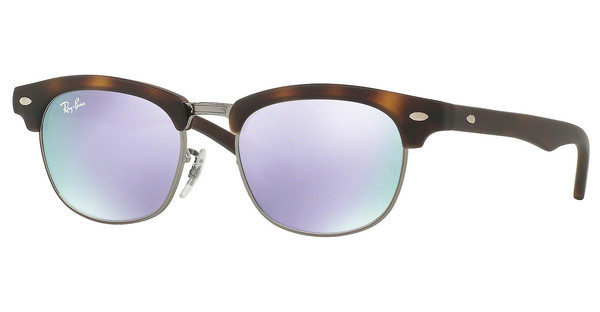 Ray-Ban Junior RJ9050S 70184V LILAC FLASHMATTE HAVANA