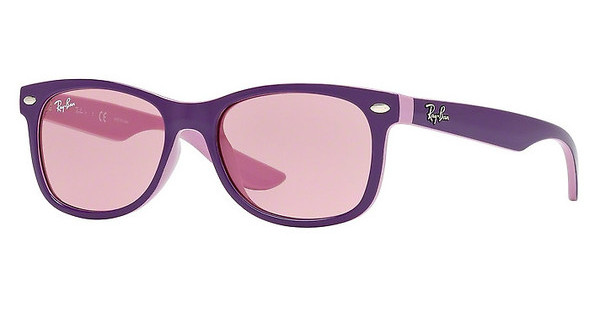 Ray-Ban Junior RJ9052S 179/84 PINKTOP VIOLET ON PINK