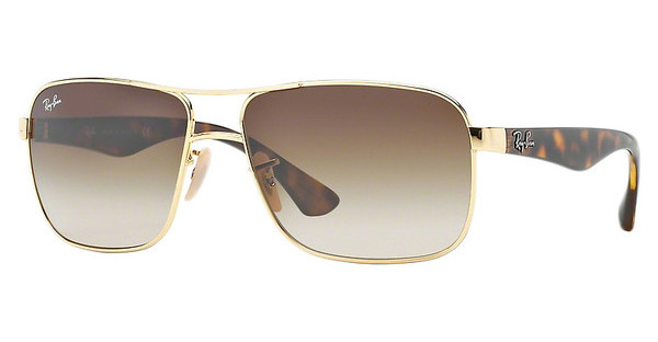 Ray-Ban RB3516 001/13 BROWN GRADIENTARISTA