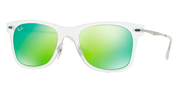 Ray-Ban   RB4210 646/3R GREEN MIRRORMATTE TRANSPARENT