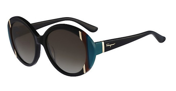 Salvatore Ferragamo SF766S 001 BLACK