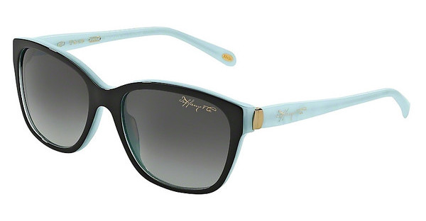 Tiffany TF4083 81633C GRAY GRADIENTBLACK/SHOT/BLUE