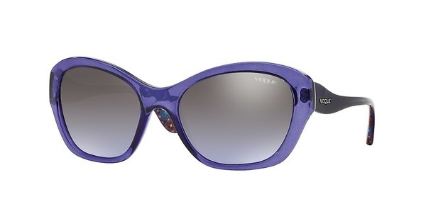 Vogue VO2918S 225894 VIOLET GRAD. BROWN MIR. SILVERTRNSPARENT VIOLET