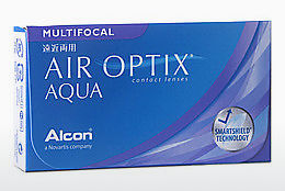 Φακοί επαφής Alcon AIR OPTIX AQUA MULTIFOCAL (AIR OPTIX AQUA MULTIFOCAL AOM6H)