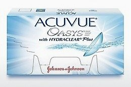Φακοί επαφής Johnson & Johnson ACUVUE OASYS for ASTIGMATISM CYP-6P-REV