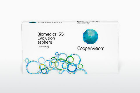 Φακοί επαφής Cooper Vision Biomedics 55 Evolution BMEU6
