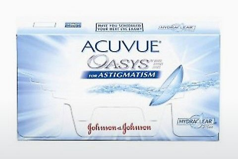 Φακοί επαφής Johnson & Johnson ACUVUE ADVANCE for ASTIGMATISM (ACUVUE ADVANCE for ASTIGMATISM AGT-6P-REV)