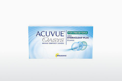Φακοί επαφής Johnson & Johnson ACUVUE OASYS for PRESBYOPIA (ACUVUE OASYS for PRESBYOPIA AL-6P-REV)
