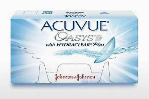 Φακοί επαφής Johnson & Johnson ACUVUE OASYS with HYDRACLEAR Plus PH-6P-REV