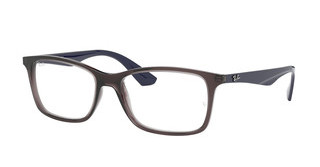 Ray-Ban RX7047 5848 TRANSPARENT GREY