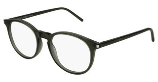 Saint Laurent SL 106 007 GREEN