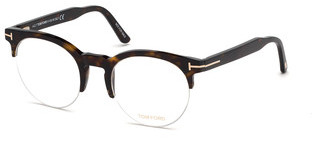 Tom Ford FT5539 052 havanna dunkel