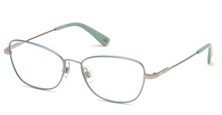 Web Eyewear WE5295 016 palladium glanz