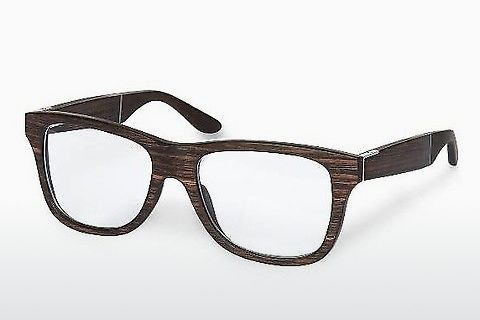 Γυαλιά Wood Fellas Prinzregenten (10900 ebony)