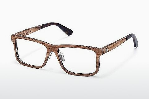 Γυαλιά Wood Fellas Eisenberg (10943 zebrano)