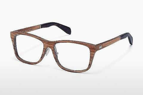 Γυαλιά Wood Fellas Schwarzenberg (10954 zebrano)