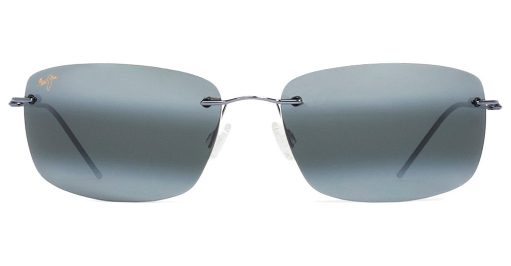 Maui Jim   Frigate 716-06 Neutral GreyGunmetal Blue with Black Sleeve