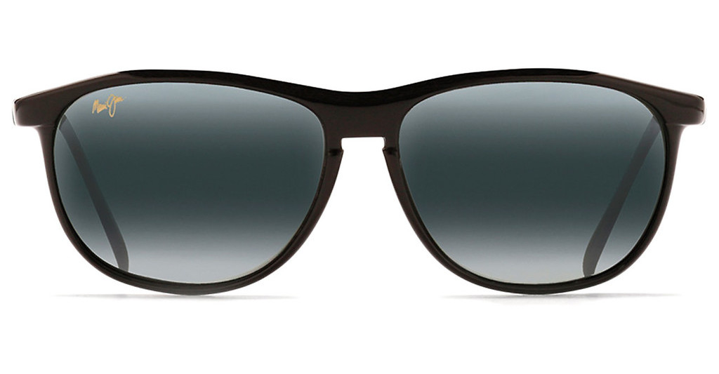 Maui Jim   Voyager 178-02 Neutral GreyGloss Black