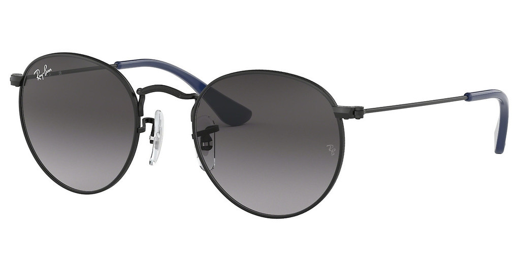 Ray-Ban Junior   RJ9547S 201/8G LIGHT GREY GRADIENT DARK GREYMATTE BLACK