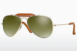 Γυαλιά ηλίου Ray-Ban AVIATOR CRAFT (RB3422Q 001/M9)