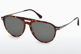 Γυαλιά ηλίου Tom Ford FT0587 54N - Havanna, Red