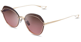 DITA DTS-519 01 Dark Brown to Pink Gradient - ARWhite Gold