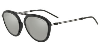 Emporio Armani EA2056 30016G LIGHT GREY MIRROR SILVERMATTE BLACK