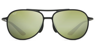 Maui Jim Alelele Bridge HT438-2M Maui HTMatte Black