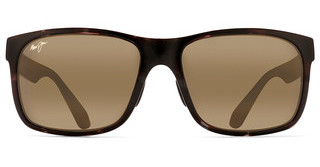Maui Jim Red Sands H432-11T HCL BronzeBlack and Grey Tortoise