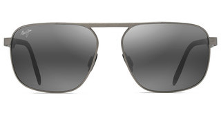 Maui Jim Waihee Ridge 777-14 Neutral GreyBrushed Grey