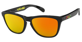 Oakley OO9013 24-325 FIRE IRIDIUMPOLISHED BLACK (VR/46)