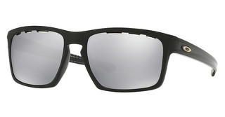 Oakley OO9262 926242 CHROME IRIDIUM VENTEDPOLISHED BLACK