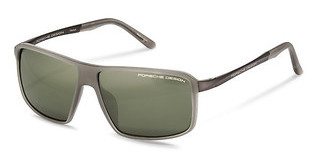 Porsche Design P8650 C olive, silver mirroredlight grey