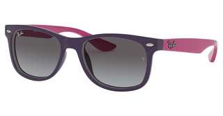 Ray-Ban Junior RJ9052S 70218G GREY GRADIENT DARK GREYVIOLET
