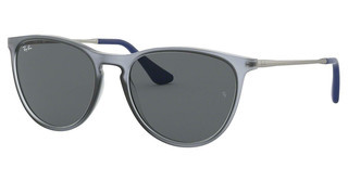Ray-Ban Junior RJ9060S 705887 DARK GREYRUBBER TRASPARENT GREY