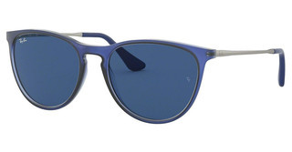 Ray-Ban Junior RJ9060S 706080 DARK BLUERUBBER TRASP BLUE