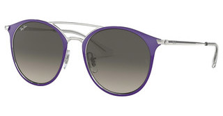 Ray-Ban Junior RJ9545S 272/11 GREY GRADIENTSILVER ON TOP VIOLET