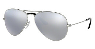 Ray-Ban RB3025 019/W3 DARK GREY MIRROR POLARMATTE SILVER