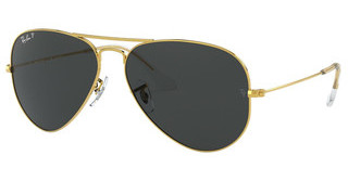 Ray-Ban RB3025 919648 POLAR BLACKLEGEND GOLD