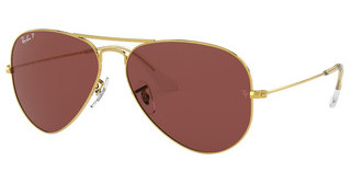 Ray-Ban RB3025 9196AF POLAR PURPLELEGEND GOLD